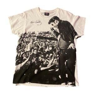 VINTAGE elvis presley t-shirt
